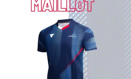 Maillots VICTAS de l'équipe de FRANCE