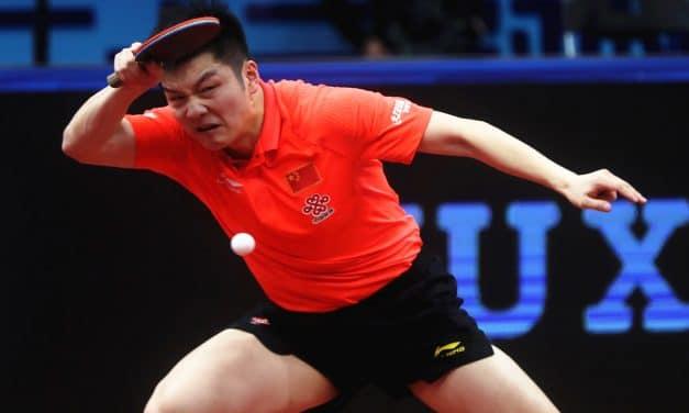 Résultats des grandes finales de l'ITTF 2020