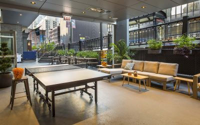 Spin CHICAGO – Bar Ping Pong