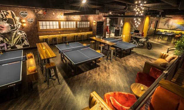 Spin Philadelphia – Bar Ping Pong