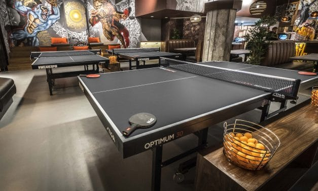 Spin Seattle – Bar Ping-Pong