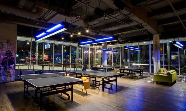 Spin San Francisco – Bar Ping Pong