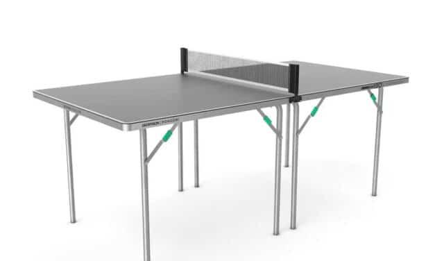 Mini TABLE DE PING PONG PPT 130 MEDIUM OUTDOOR – Decathlon