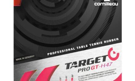 Revêtement Cornilleau TARGET PRO GT H47
