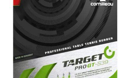 Revêtement Cornilleau TARGET PRO GT S39