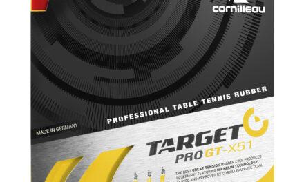Revêtement Cornilleau TARGET PRO GT X51