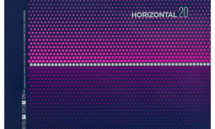 Revêtement STIGA HORIZONTAL 20