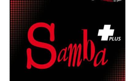 Revêtement JOOLA SAMBA +