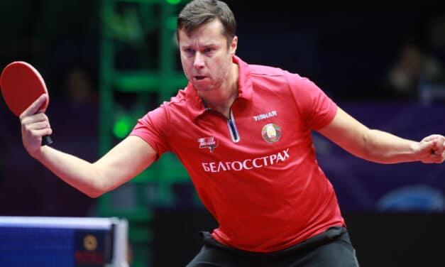Vladimir SAMSONOV prend sa retraite