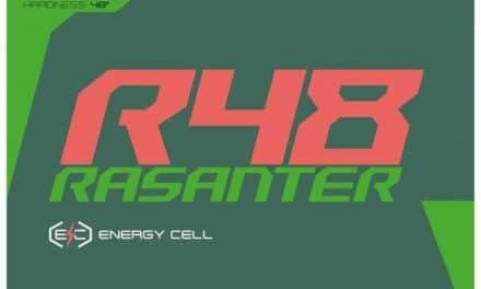Revêtement Andro RASANTER R 48