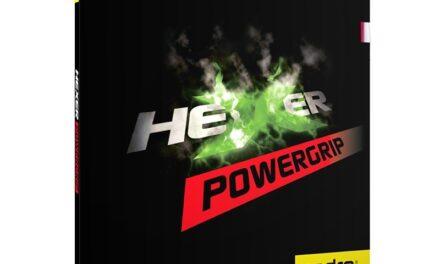 Revêtement ANDRO HEXER POWERGRIP