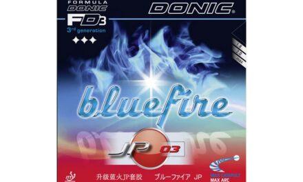 Revêtement Donic Bluefire JP 03