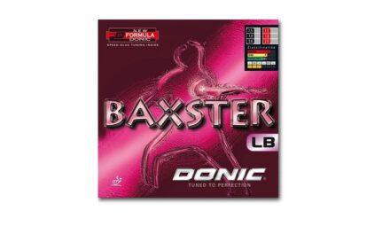 Revêtement DONIC «Baxster LB»