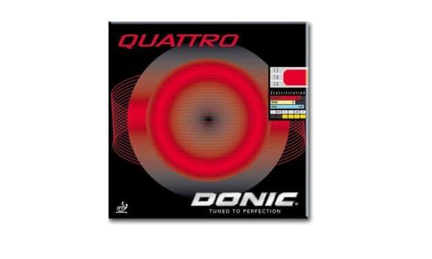 Revêtement DONIC Quattro