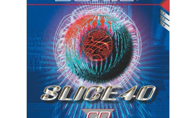 Revêtement Donic SLICE 40 CD