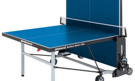 Table de Ping-Pong Donic Outdoor Roller 1000