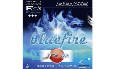 Revêtement DONIC BLUEFIRE JP 02