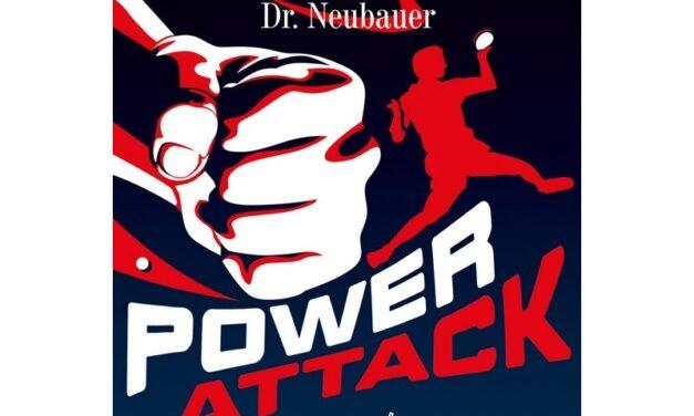 Revêtement DR NEUBAUER POWER ATTACK