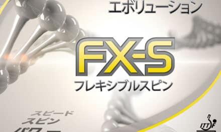 Revêtement Tibhar EVOLUTION FX-S
