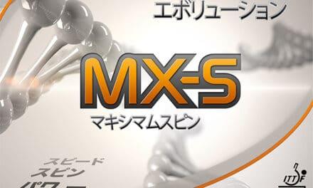 Revêtement Tibhar EVOLUTION MX-S