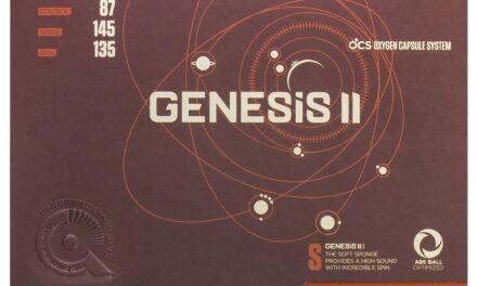 Revêtement STIGA GENESIS II S
