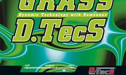 Revêtement Tibhar Grass D. Tecs