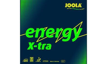 Revêtement JOOLA ENERGY X-TRA