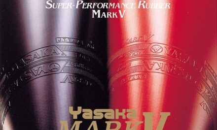 Revêtement Yasaka Mark V