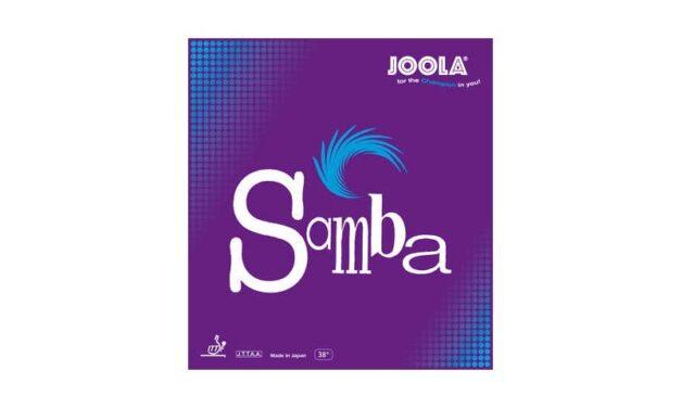 revêtement Joola Samba