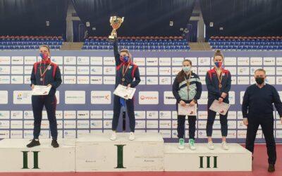 Résultats du Championnat de Roumanie  de tennis de table – 2021