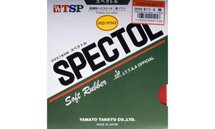 Revêtement TSP/VICTAS Spectol Speed Sponge