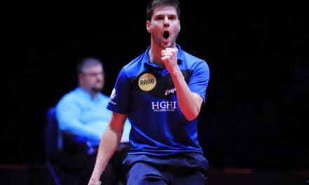 Dimitrij OVTCHAROV et Mima ITO remportent le 1er WTT Contender