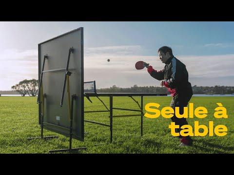 Reportage «Seule à la table» avec Chunli Li