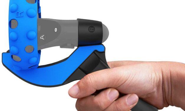 Poignée de raquette Oculus Quest vendue sur AMAZON – PING PONG VR