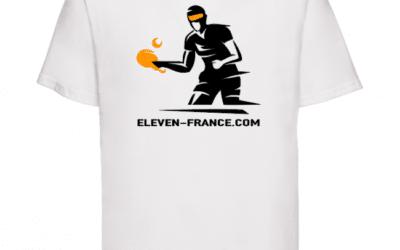 Habillez-vous ELEVEN-FRANCE !