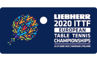 championnats d'Europe individuels 2020 à Varsovie