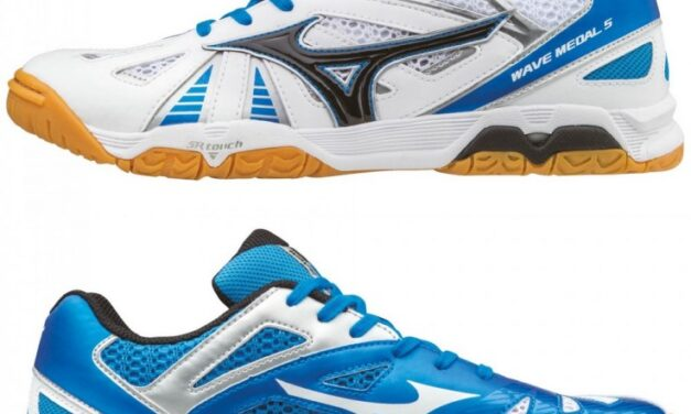 Chaussures MIZUNO WAVE MEDAL 5 2017