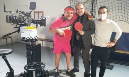 «Les rois sous la montagne», court-métrage sur le Ping-Pong !