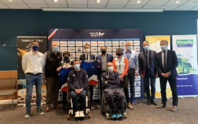 Championnats de France Handisport 2021 de tennis de table