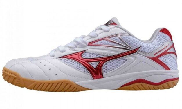 Chaussures MIZUNO WAVE DRIVE 7 Rouge