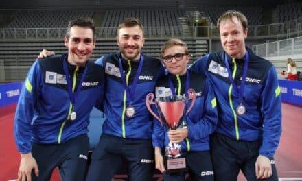 Pontoise-Cergy remporte la coupe d'Europe Messieurs 2021