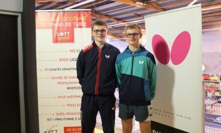 Résultats des Championnats de France Masculins 2020 Juniors