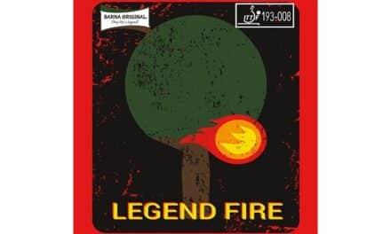 Revêtement Barna Legend Fire