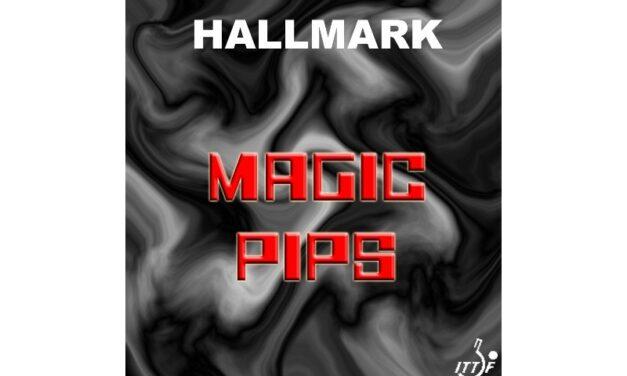 Revêtement Soft Hallmark Magic pips
