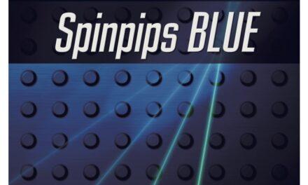Revêtement Soft TSP SPINPIPS BLUE