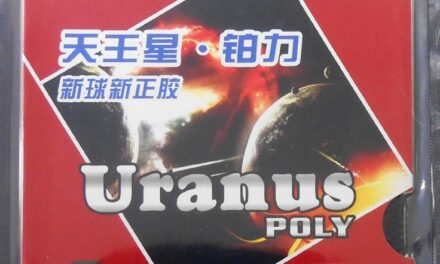 Revêtement Soft YINHE URANUS POLY