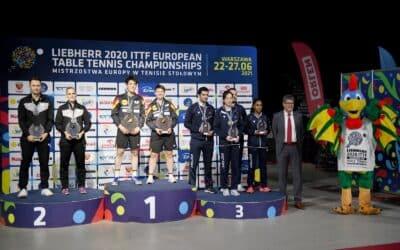 résultats et replays des championnats d'Europe individuels 2020 à Varsovie