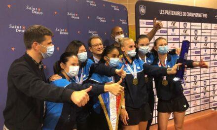 Les filles de Saint-Denis, Championnes de France 2021