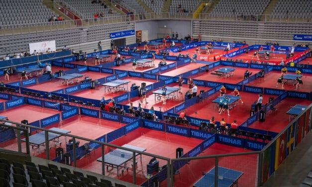 Championnats d'Europe Cadets 2021 de tennis de table