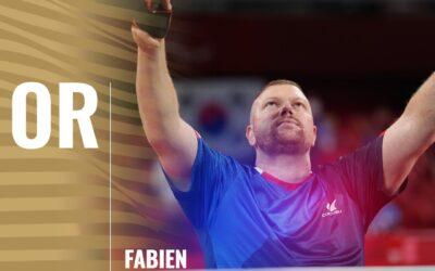Résultats des Jeux Paralympiques de Tennis de Table 2020